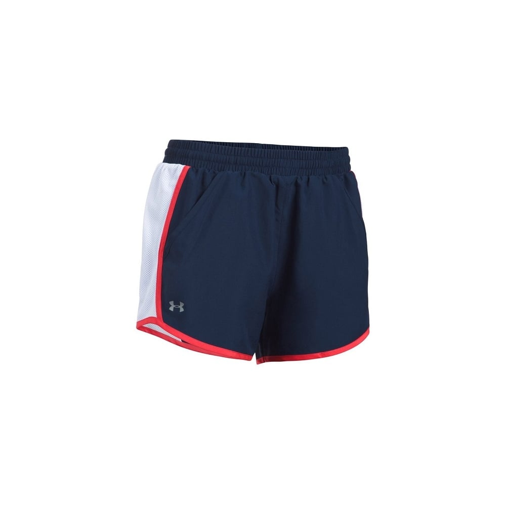 992ad3b50e8d UNDER ARMOUR Women s UA Fly-By Shorts - Running from The Edge Sports Ltd