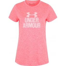 UNDER ARMOUR Women's UA Tech™ Graphic Twist Crew