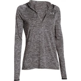Women's UA Tech™ Long Sleeve Hooded Henley