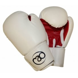 Women's Leather Sparring Glove 8oz