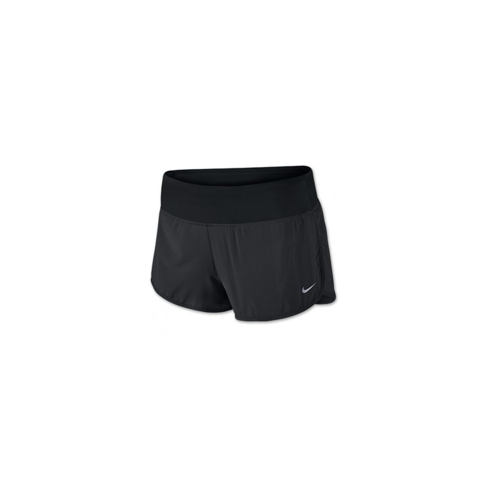 8fa1d4afeb525 Nike Women's Nike 2 Inch Rival Shorts - Black - Running from The ...