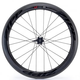 404 Firecrest Carbon Clincher Rear Wheel with Stealth Decals