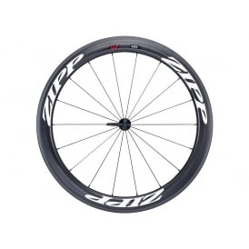 404 Firecrest Carbon Clincher Rear Wheel with White Decals