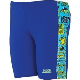 Zoggs Boys Deep Sea Pogo Mini Jammer